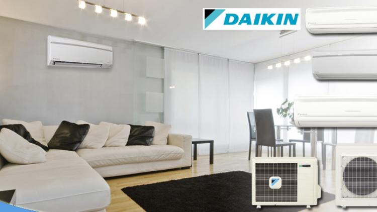 Les avantages de la thermopompe murale Daikin